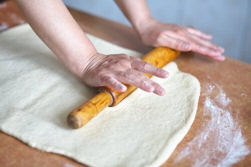 Pasta frolla senza glutine per torte dolci e salate