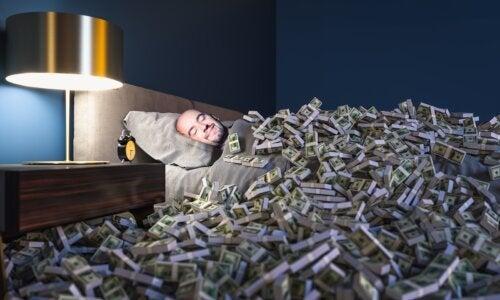 Sognare i soldi: che cosa significa?