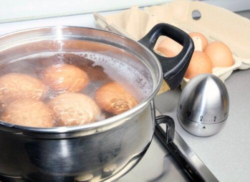 Come pastorizzare le uova a casa?